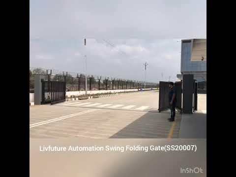 Automatic Swing Folding Gate