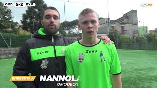 VOMERO CUP U16 4a GIORNATA OMODEO'S PARK VS BAYERN MINCHIEN
