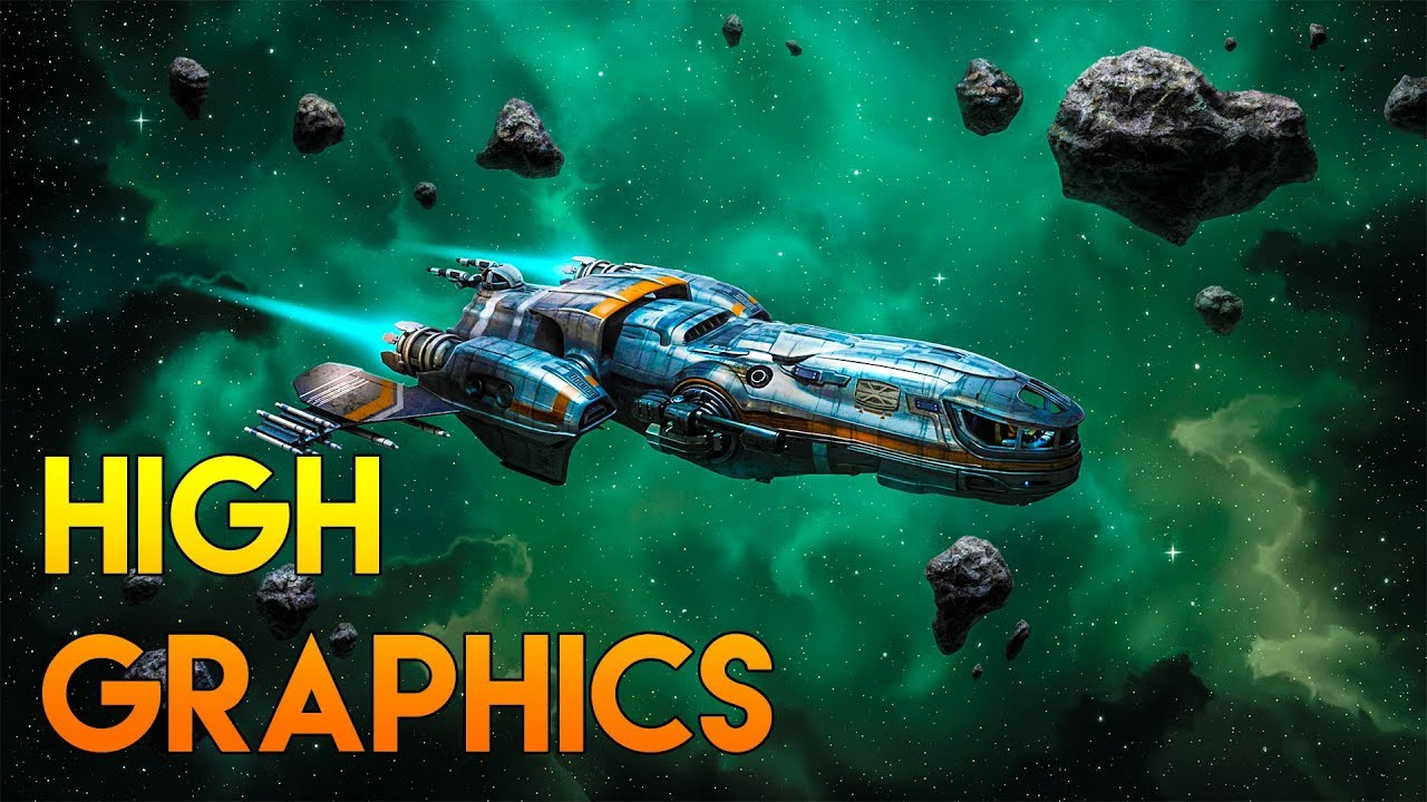 Top 10 Best High Graphics Games for Android and IOS 2018