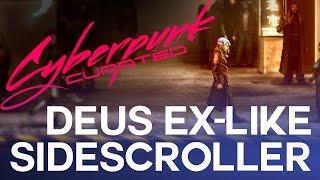 Cyberpunk Game - DEX (Deus Ex meets Flashback?)