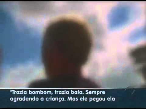Criança grava vídeo de pedófilo que oferecia balas para abusar de ...