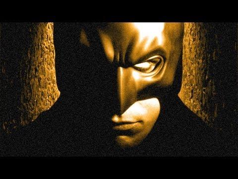 the batman the hidden