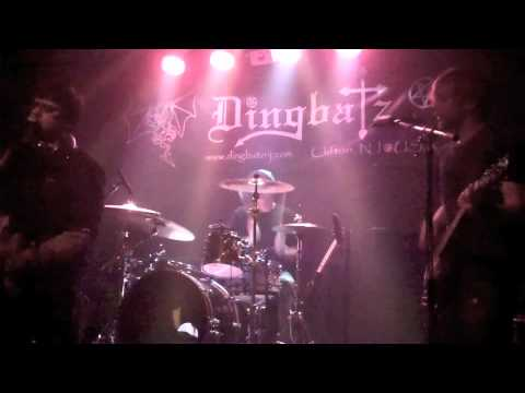 Joe Wilson and The Loose Ends 'Severed' at Dingbatz in Clifton, NJ