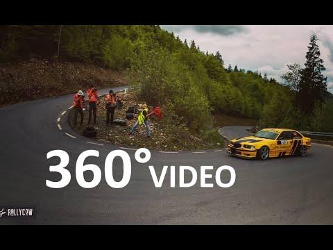 360° BMW M3 E36 - Cheile Gradistei 2019 CNVCD
