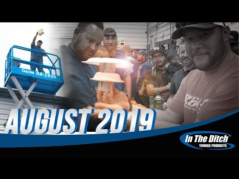 Company Lunch – August 2019 I Egg Drop Challenge!