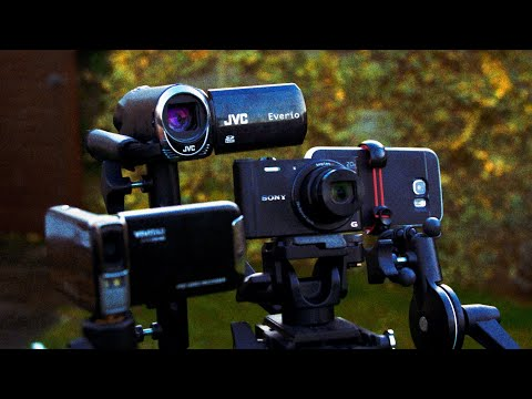 What's The Best Cheap Video Camera? (Under $250)