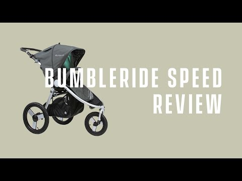 Best Baby Jogger Stroller 2017 – Bumbleride Speed Review