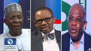 Paul Usoro, Ajulo, Galadima Discuss Separation Of Powers In Nigeria's Democracy