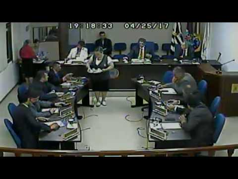 Câmara Municipal de Juquitiba - 10ª Sessão Ordinária 2017