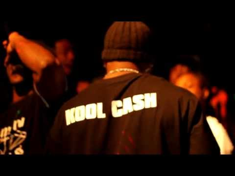 "KoolCash @Club Visions performing ""CRAZY"" Produced by Anthony Cain"