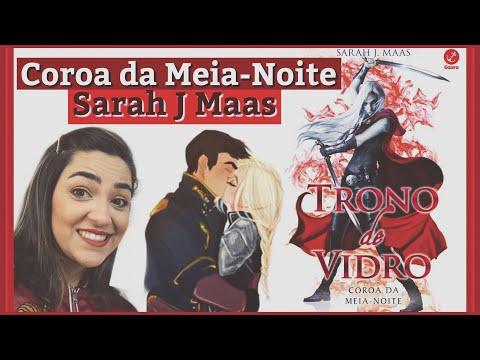 Coroa da Meia-Noite - Sarah J Maas | Resenha ?
