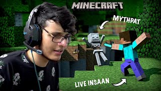Minecraft : A Journey of Revenge Begins!! (#1)