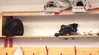 preview picture of video 'První trénink na ledě hokejistů HC ČSOB Pojišťovna Pardubice'