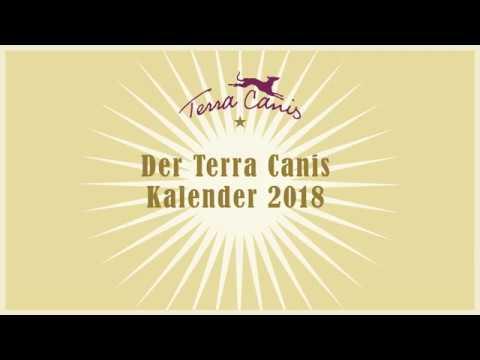 Terra Canis Kalender und Organizer 2018 DIN A4