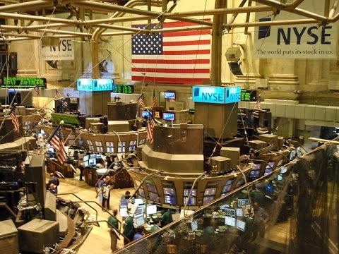 How Does Floor Trading Work on the New York Stock Exchange – Wall Street Stock Market