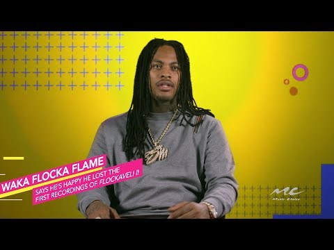 Waka Flocka Flame Happy With Lost Recordings