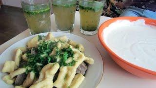 Жижи-галныш (Чеченская кулинария)