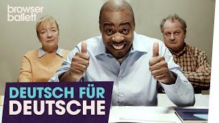 Du Deutsch?
