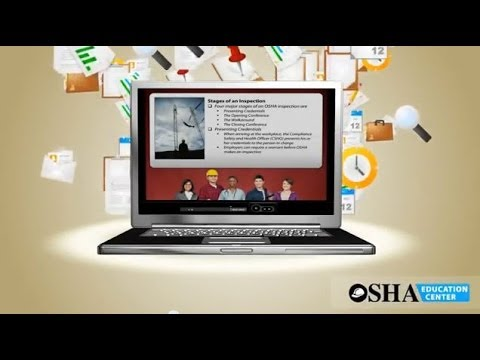 OSHA Training Online - Demo - 10 & 30 Hour OSHA Training ...