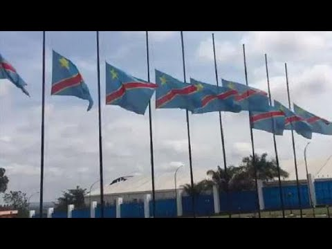 DRC mourns Lake Kivu boat accident victims, flags at half-mast