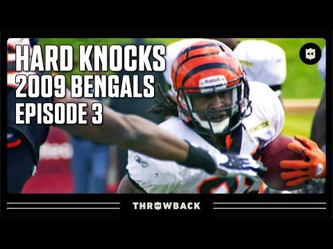 Training Camp Starts Heating Up!   2009 Bengals Hard Knocks Episode 3