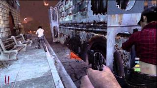 Black Ops 2 Zombies: Tranzit Power Turbine Buildable Tutorial + LADDERS for Bus and Diner ROOFTOPS!