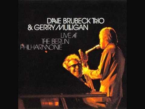 Dave Brubeck Trio & Gerry Mulligan - New Orleans (live)