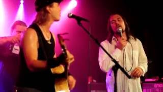 Charon - At The End Of Our Day  acoustic (Virgin Oil, Helsinki) 22.07.2011