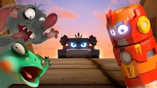 LARVA - LARVA RANGERS | Cartoons For Children | LARVA Full Episodes | Cartoon Super Heroes