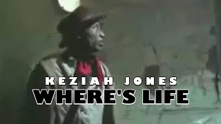 Keziah Jones - Where's Life (Official Video)