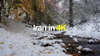 Iran in 4K : Winter Wonderland