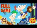 Phineas And Ferb Across The 2nd Dimension Full Game dis