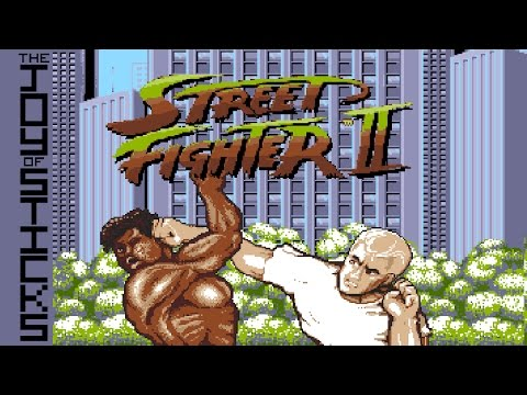 Street Fighter 2 (Atari ST)