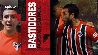 BASTIDORES: PALMEIRAS 0x1 SÃO PAULO | SPFCTV
