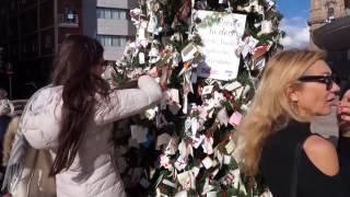 Малага Испания Рождество  - 3 часть