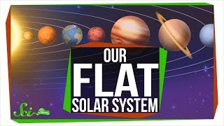 Why Do the Planets Orbit in the Same Plane?
