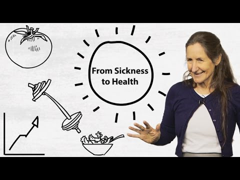 Video 3006 - The True Cause of Disease Part 1 / From Sickness to Health - Barbara O'Neill