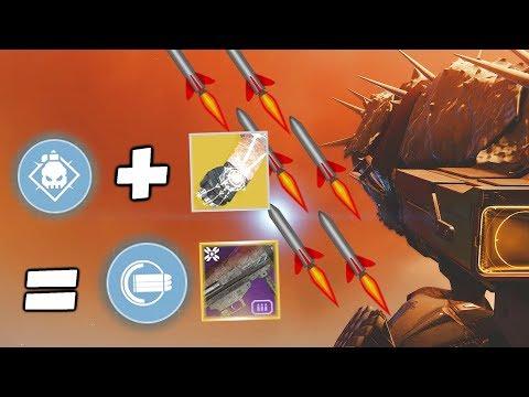 Full Auto Rocket Build! God Roll Heretic [Destiny 2 Shadowkeep]