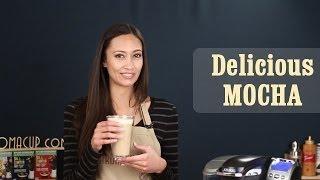 How To Make Delicious Cafe Mocha | Keurig Coffee Recipes