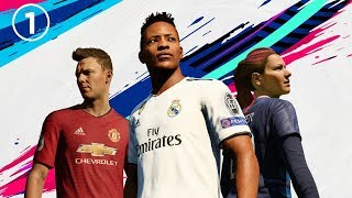 FIFA 19 The Journey 3 - Part 1 - THE BEGINNING