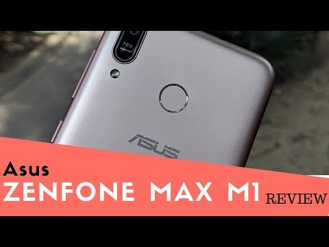 Asus ZenFone Max M1: Review