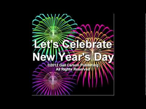 Let's Celebrate New Year's Day by Gail Carson
