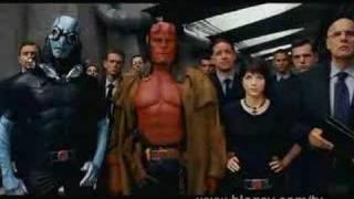 Trailer of Hellboy II: The Golden Army (2008)
