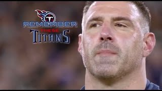 "2019 Tennessee Titans Team Yearbook ""Remember These Titans"""