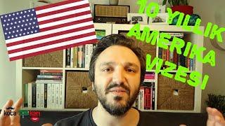 Amerika vizesi nasıl alınır. 10 yıllık Amerika vizesi almanın püf noktaları
