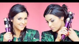 How To: Achieve Hollywood Hair Using The Instyler!