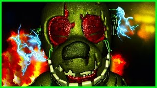 FNAF 🌟WHAT HAPPENED AFTER THE FIRE?! SPRINGTRAP IS BACK!🌟 - Five Nights at Freddy's Final Hours