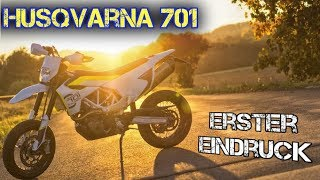 Husqvarna 701 - Chainy goes SUPERMOTO!!