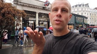 London Summer in the City August Things to do