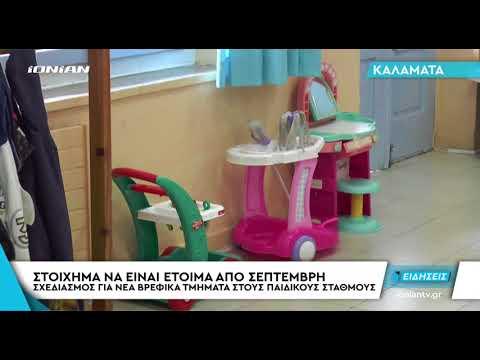 762ad1e84b3 Ionian TV » ΚΑΛΑΜΑΤΑ   Σχεδιασμός για νέα βρεφικά τμήματα στους παιδικούς  σταθμούς